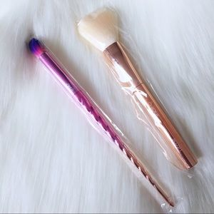 2 High Quality Makeup Brushes